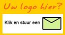 Uw logo hier? Klik en stuur een e-mail